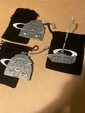 Oakley Christmas Tank Bunker Ornament Rare Limited Edition Lot Of 3 Free S/H