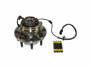 For 2003-2004 Ford F350 Super Duty Wheel Hub Assembly Front 76165GB 4WD