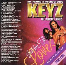 DJ KEYZ  CLASSIC 90'S R&B MIX CD VOL 5