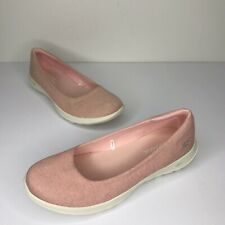 Skechers Goga Max Women's Shoes Size 8 US 38 EU Pink FREE POSTAGE