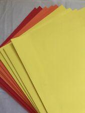 Foam Sheet Multi/green/pink/red/black Bundle Craft And Art