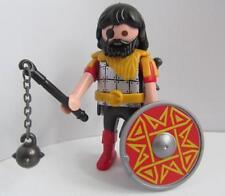 Playmobil Château figure: VIKING/CELTE/barbare chevalier avec Ball & Chain New