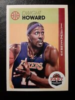 2012-13 Panini Past and Present DWIGHT HOWARD #50 Los Angeles Lakers