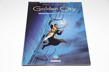 Golden City T4 Goldy EO / Pecqueur / Malfin // Delcourt