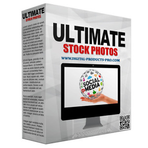 🔥 5700 Stock Photos Mega Pack with Resell Rights + 12GB BONUSES