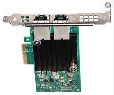 NEW INTEL X550 T2 RJ 45 DUAL NETWORKADAPTER 10Gbit/s