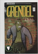 Grendel #19 VF+ 8.5 1988 Comico See my store