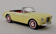 wonderful modelcar VOLVO SPORT P1900 CONVERTIBLE 1956 - yellow - scale 1/18