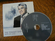 THE TONIGHT SHOW WITH JAY LENO EMMY DVD DAMIEN RICE MARTHA STEWART & BORAT