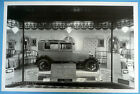 "12 By 18"" Black & White Picture 1928 1929 Ford In Window Display"