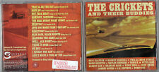 Crickets & Their Buddies Advance CD - JD Souther & more