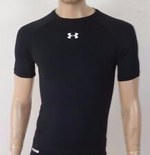 Under armour mens compression shirt blk Msrp $59.99 / $27.99 free shipping USA