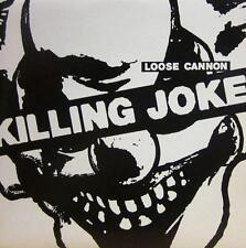 Killing Joke(CD Single)Loose Cannon-Zuma-ZUMAP004-2003-New