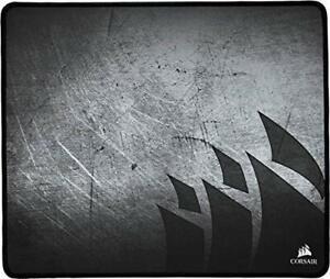 Corsair MM300 Gaming Mauspad Medium Anti-Ausfransen Stoffoberfläche grau/schwarz