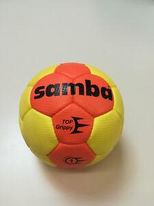 Handball Samba in der Größe 1 orange gelb Top Grip
