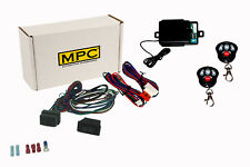 Remote Control Wiring & Switch Kit for Linear Actuators with Relays, 2 Remotes