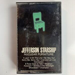 Jefferson Starship Nuclear Furniture (Cassette)
