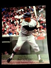 """Mickey Mantle  8"""" x 10"""" Color Photo - 1960's - New York Yankees"""