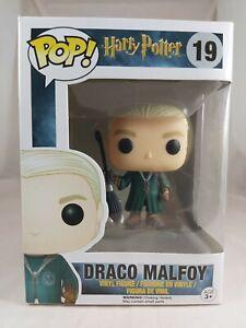 Harry Potter Funko Pop - Draco Malfoy - No. 19