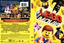 #4 THE LEGO MOVIE Brand New DVD FREE SHIPPING