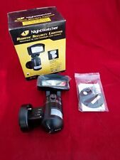 NightWatcher LED Robotic Security Light & Camera NW720 (tracking)