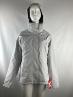 NWT The North Face Mossbud Swirl Triclimate Waterproof Insulated Jacket Womens S