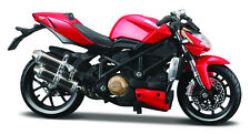 Moto Ducati Streetfighter s 2011 Rouge 1/18