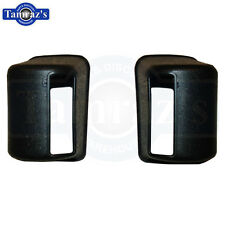 68-72 GM A Body SEAT BELT RETRACTOR COVERS