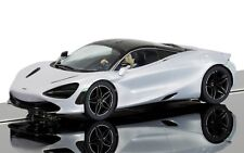 Scalextric McLaren 720S -  Glacier White 1:32 slot car C3982