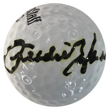 Fred Haas Autographed ProStaff 3 Golf Ball