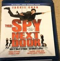 2010 The Spy Next Door DVD Blu Ray Combo Free Ship