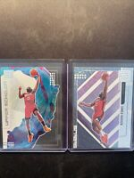 2019-20 Panini Status TMALL James Harden Lot Upper Echelon & Blue Shimmer