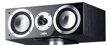 Canton Chrono 505.2 CM schwarz Center-Lautsprecher Neuware  sofort lieferbar