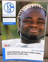 FC Schalke 04 Schalker Kreisel Magazin 04.02.2006 Bundesliga Derby Dortmund /393