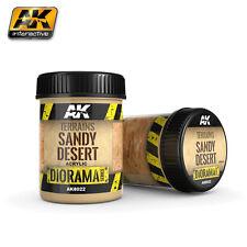 AK8022 AK Interactive Terrain 250ml - Sandy Desert