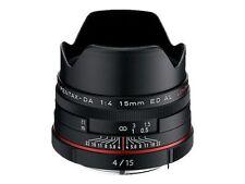 PENTAX Pentax DA 15mm F/4-22 ED Lens For Pentax