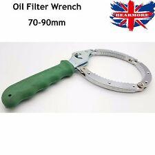 70 Mm a 90 mm de diámetro coche camión Filtro de aceite llave para tuercas empuñadura de herramientas de reparación