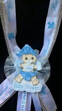 1 Baby Shower Sash, MOM TO BE ,Blue,boy,Ribbon favors,Maternity,Mommy,Corsage