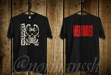 Merauder NYHC Band Short Sleeve XL reprint Shirt New York Hardcore Master Killer