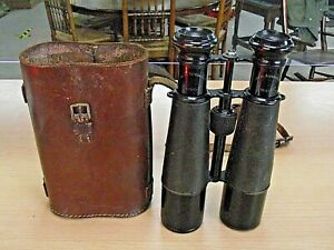 ANTIQUE FRENCH BINOCULARS - LUMIERE ASTRONOMICAL