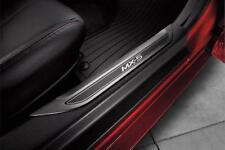 2016 - 2020  Mazda MX5 Miata front door sill plates set of 2 oem new !!