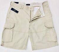 Ralph Lauren Cargo Shorts in stone