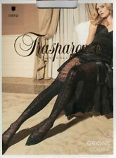 Trasparenze Classy Fine Tights Orione Overkneeoptik & Black Lace New