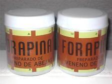 2--POMADA VENENO DE ABEJA -ANALGESIC BEE VENOM OINTMENT-NATURAL ANTI-INFLAMATORY