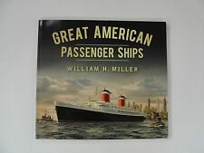 Great American Passenger Ships by William H. Miller (Paperback, 2012)