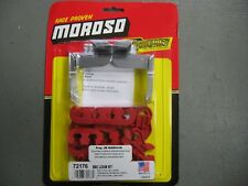 MOROSO PRODUCT 72176 BIG BLOCK CHEVY SUPER RED WIRE LOOM KIT 7MM-9MM