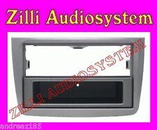 Phonocar 3/433 supporto radio ISO/Doppio DIN colore grigio met. Alfa Mito Nuova