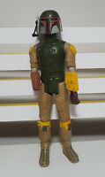 1979 ORIGINAL STAR WARS BOBA FETT 35CM TALL CAN LOOK THROUGH EYE ACTION FIGURE