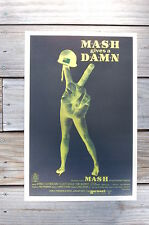 Mash Lobby Card Movie Poster Donald Sutherland