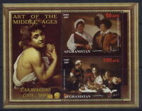 2007 art of the middle ages caravaggio 2 values paintings